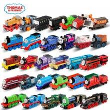 Оригинальный ТОМАС и друг Strackmaster 1:43 поезд модель детские игрушки для детей литья под давлением Brinquedos образование подарок на день рождения