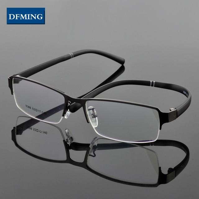 ae384d53f DFMING مشهد إطارات النظارات العلامة التجارية نظارات الإطار موضة نظارات قصر  النظر الإطار البصرية النظارات الطبية