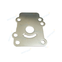OVERSEE 682 44323 00 Impeller Plate Water Pump For Yamaha 15HP 9 9HP Outboard Engine Old