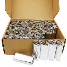 50R x воск ленты 110 мм x 70 м для мини-Зебра принтеры этикеток 1/2 дюймов 110x74 Зебра LP2824