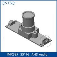 New 2.0MP 1080P Sony CCTV camera module high resolution with Sony IMX327 Sensor