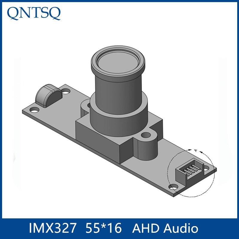 Nuevo 2.0MP 1080 P Sony CCTV Cámara módulo alta resolución con Sensor Sony IMX327