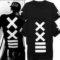 2019 Camisetas para hombre, camiseta de moda hba, camiseta de hip hop para hombres, camiseta de Rock, Camiseta con estampado gráfico de Bandana, camiseta para hombres
