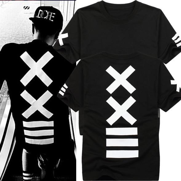 2019 camisas de moda moda hba hip hop t camisa masculina streetwear rock camiseta bandana impressão gráfica swag tshirt