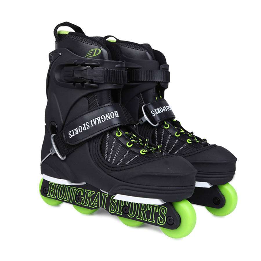 Japy Skate FSK Aggressive Inline Skates Street Trick Roller Skating Shoes Free Skating Extreme Patines Good Men Athletic ShoesJapy Skate FSK Aggressive Inline Skates Street Trick Roller Skating Shoes Free Skating Extreme Patines Good Men Athletic Shoes