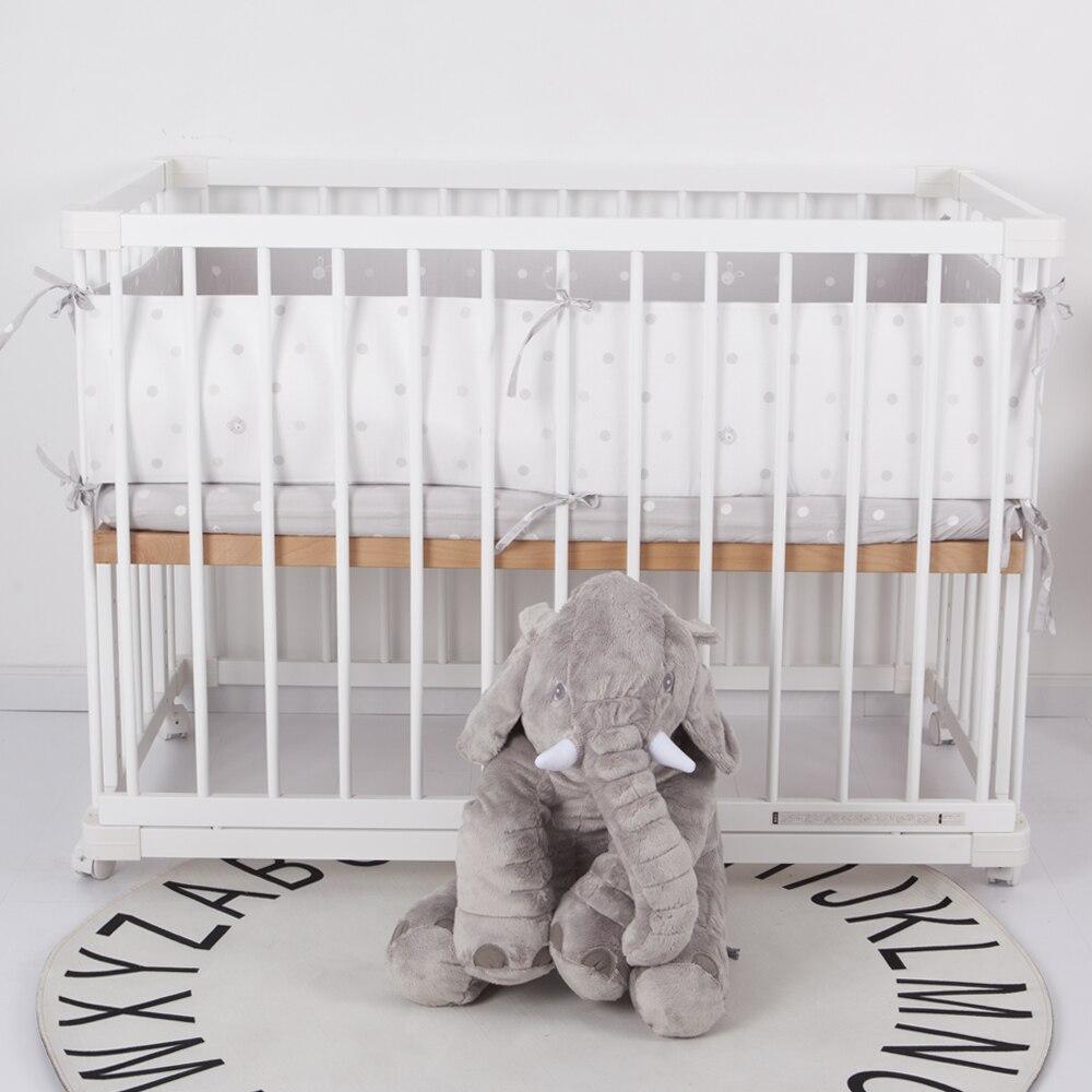 Детский бампер, защита для кровати, Младенческая кроватка, бампер для кровати, 4 шт., комплекты постельного белья для детей, включая простыню, подушка, одеяло, бампер