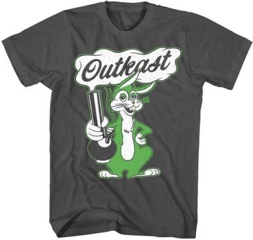 OUTKAST - Bong Animal - T Shirt Brand New Official Merchandise 2018 Men T Shirt Fashion