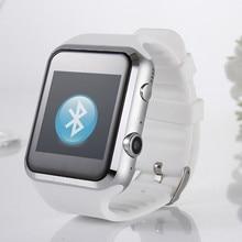 2016 neue Smart Uhr Tragbare Geräte Smartwatch für IOS Android Phone Pulsmesser Smartwatch Reloj Inteligente