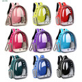 Breathable Transparent Capsule Pet Cat Puppy Travel Space Backpack Carrier Bag