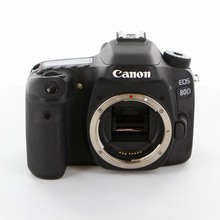 New Canon EOS 80D HD Wi-Fi Digital SLR Camera