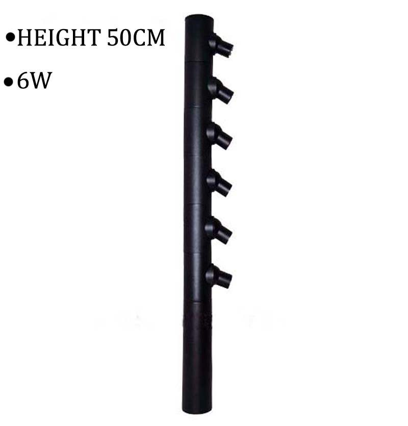 110V/220V Height 500mm 6W New Arrival High Power Led Jewelry Light Adjustable