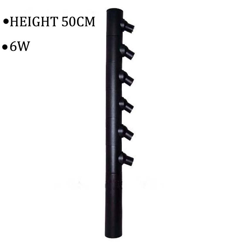 110 V / 220 V magasság, 500 mm, 6 W, új érkezés, nagy - Beltéri világítás