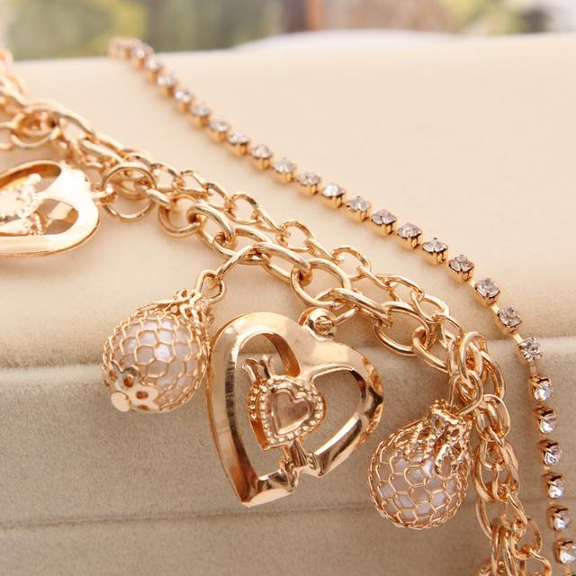 Golden Chain Bracelet
