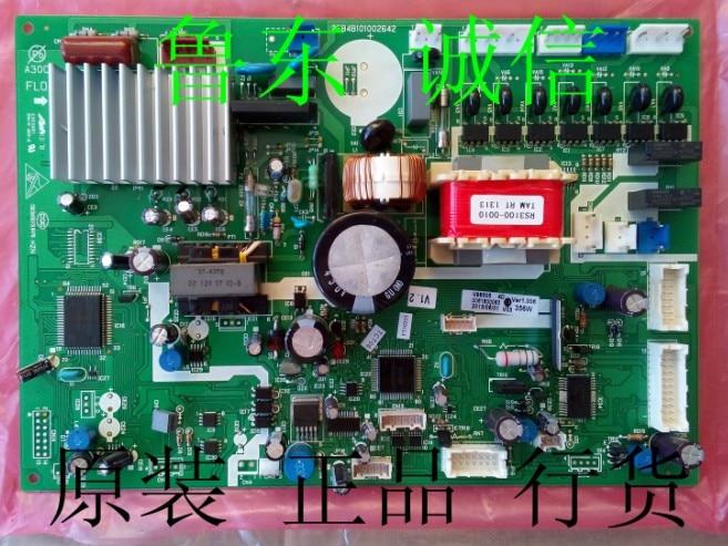 Haier refrigerator inverter power board board main control board control board 0061800063 pro100m the quality of the original haier pro100m refrigerator inverter board 0061800062a conversion board guarantee
