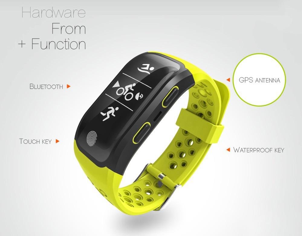 Makibes G03 GPS Smart Bracelet (3)