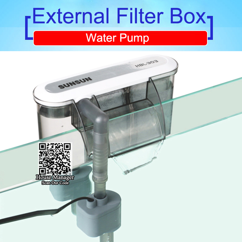 Aliexpress.com : Buy 3 in 1 For fish tank Wall hanging Waterfall pump, Filter Water Pump ...