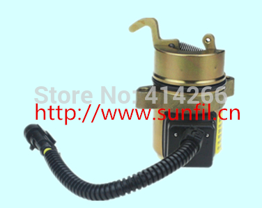 Wholesale 1011/2011 Engine 04272956 Shutdown Device shutoff solenoid,12V free shipping by fedex,ups,tnt,dhl... недорого