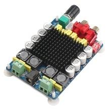 Livraison gratuite TDA7498 Classe D 2X100 W Double Canal Audio Stéréo 80 W + 80 W Amplificateur Numérique Module de carte de haute qualité
