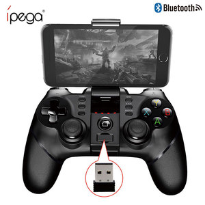 Image 1 - IPEGA 9076 Gamepad Bluetooth Game Controller Wireless 2.4G Handle Joystick For iPhone X 8 7 plus Sony PS3 android PC Console