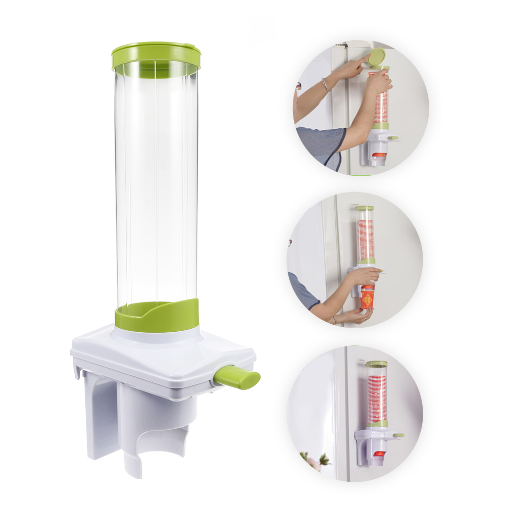 Automatic Paper Cup Storage Rack For Water Cooler