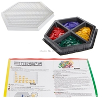 Blokus Hexagonal Version Board Game Educational Toy Gift For Kid Children Family B116