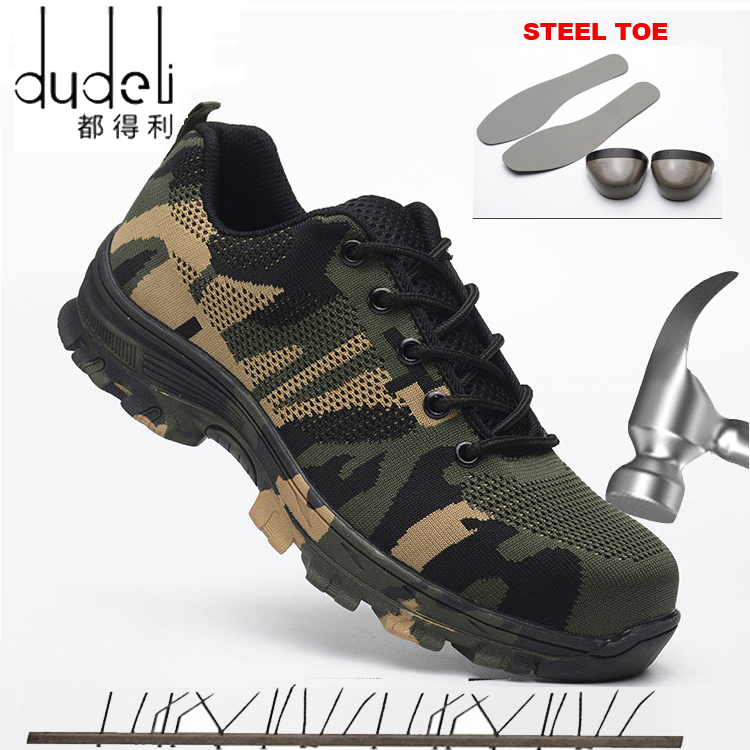 Sneakers Outdoor Shoes Trekking Tactics-Protection Fishing Hunting Camping Non-Slip Unisex