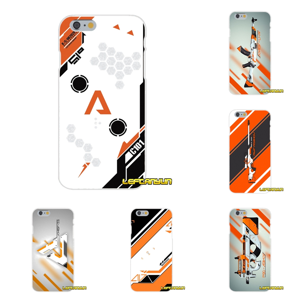 Cs Go Cool Gun Asiimov Pattern Soft Phone Case For Xiaomi Mi A2 6x 8 Se Lite Mix Max 3 Redmi Note 6 6a Pro S2 Pocophone F1 Clear And Distinctive Phone Bags & Cases