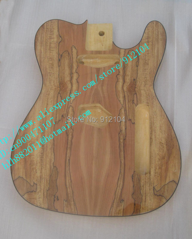 natural electric guitar body with extra maple mahogany body  can require other color F-5065 free shipping big john new electric bass guitar mahogany body in natural color f 1934