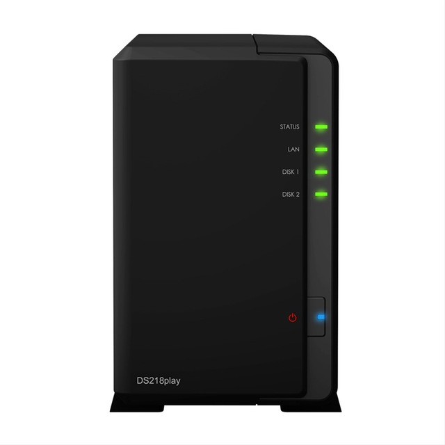 DiskStation Synology DS218play, disque dur, SSD, ATA série, ATA série II, ATA série III, 3.5