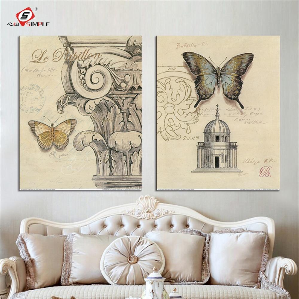 Canvas Art Prints Modular 3 Pieces Wall Decor Paintings Modern Wall ...