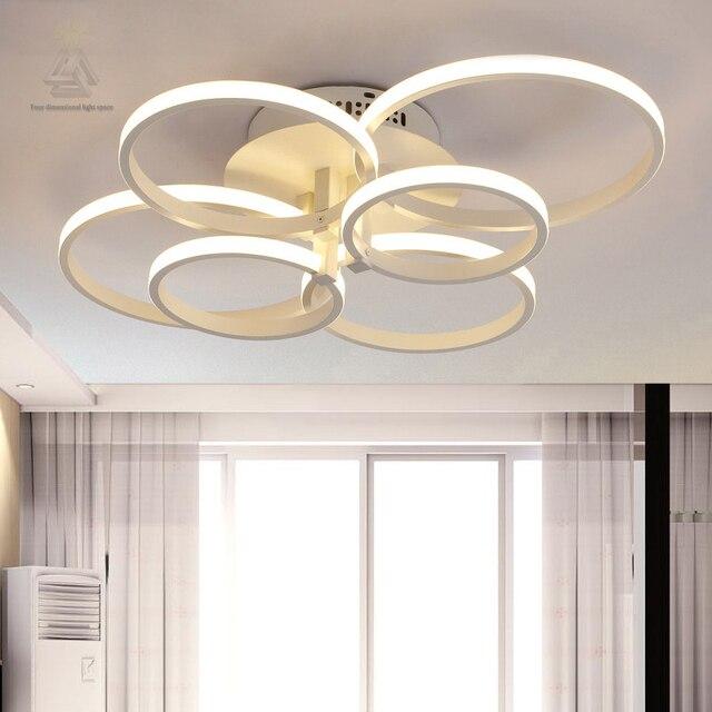 aliexpress koop nieuwe acryl moderne plafond verlichting voor