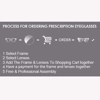 1.67 Index Prescription Lenses CR-39 Resin Aspheric Glasses Lenses for Myopia/Hyperopia/Presbyopia Eyeglasses