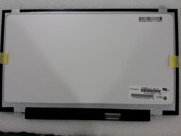 N140BGE L42 LA2 Matte lcd screen LED Display Matrix for Laptop 14 0 HD 1366X768 40Pin