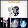 2 stücke LED Motorrad Kopf Scheinwerfer lampe Helle Lichter Lampe für SUZUKI GSXR750 GSXR1000 GSXR600 GSXR750 GSXS1000 F AB