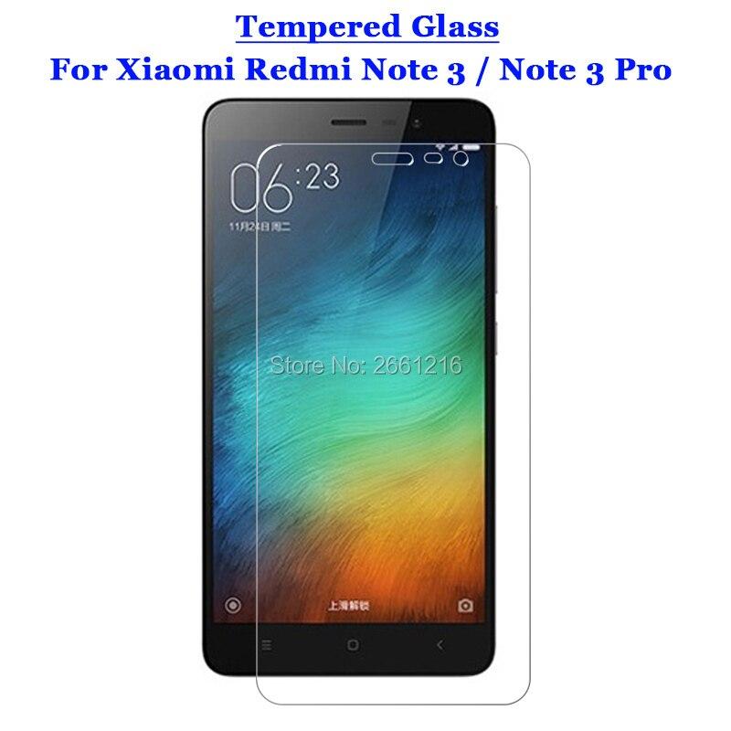 29b6371e2be Hongmi nota 3 vidrio templado 9 h 2.5d protector de pantalla Premium  Películas para xiaomi redmi nota 3/nota 3 pro/nota 3 Prime 5.5