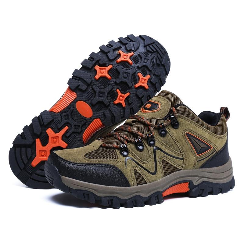 Herrenstiefel Masorini Kappe Sicherheit Arbeit Schuhe Atmungsaktiv Wandern Sneaker Multifunktions Schutz Schuhe Stiefeletten Skid Warme Stiefel Ww-642