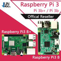 2016 New Raspberry Pi 3 Model B BCM2837 1 2G With WIFI And Bluetooth