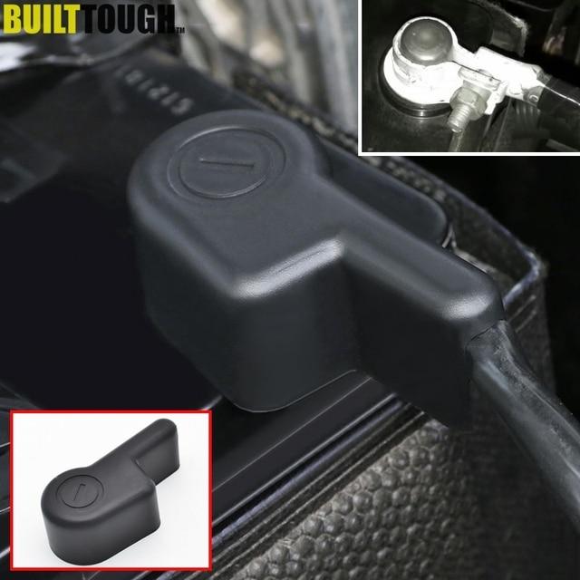 Battery Anode Negative Electrode Pole Terminal Cover Cap For Nissan Frontier Navara NP300 D22 D40 Xterra Titan A60 NV200 Evalia