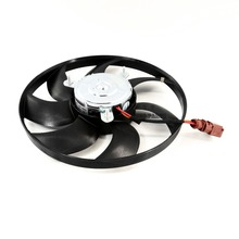 OEM Radiator Cooling Fan Assembly 3C0 959 455 G 1K0 959 455 CR 1K0 959 455 DH Fit VW Rabbit Jetta Golf GTI MK5 MK6 Passat B6 NEW