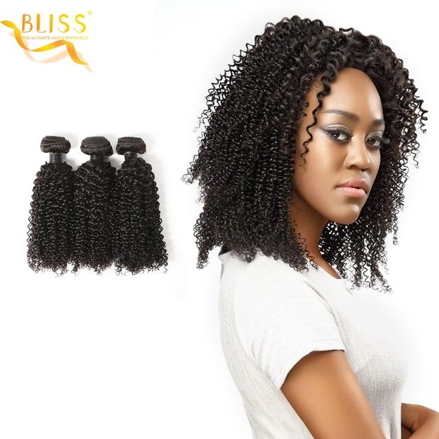 Bliss Hair Baby Deep Brazilian Hair Weave 3 Bundles 210 Gram 8 30