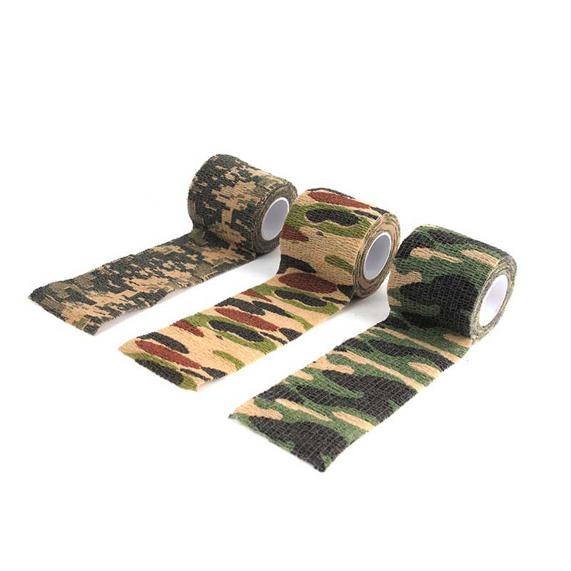 Energetic Outdoor Camouflage Non-woven Self-adhesive Elastic Bandage 15cm X 4.5m Camouflage Waterproof Multi-functional Bandage Back To Search Resultssecurity & Protection