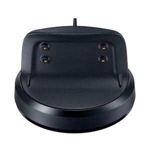 Image 2 - USB Dock şarj adaptörü standı şarj kablosu kablosu Samsung Galaxy dişli Fit 2 R360 / Fit2 Pro R365 akıllı bilezik bileklik