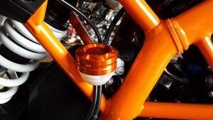 Image 3 - Couvercle de réservoir de fluide de moto