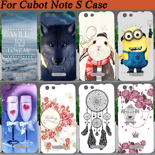 Чехол для Cubot Note S чехол телефона, высокое качество Новое поступление модные защитной сотовый телефон чехол для Cubot Note s