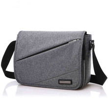Brand Fashion Casual Men Shoulder Bags for Male Daily Square Satchel Travel High Quality Crossbody Bags for Boy