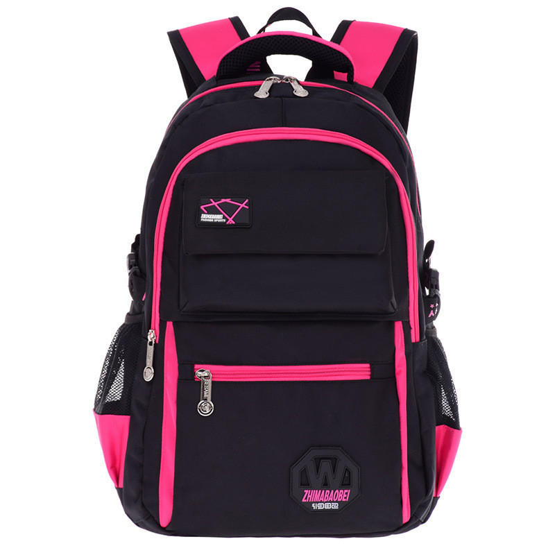Children School Bags For Girls Boys High Quality Children Backpack In Primary School Backpacks Mochila Infantil Zip