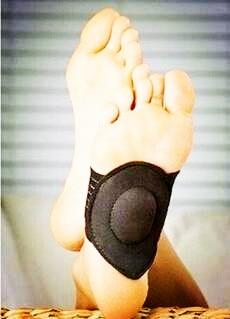 Orthotic Insoles Massage font b Foot b font Pad Orthopedic Arch Supports Flat font b Foot