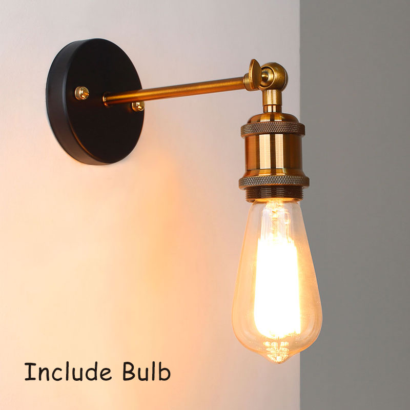 Wall Sconce Loft Retro Light Fixtures