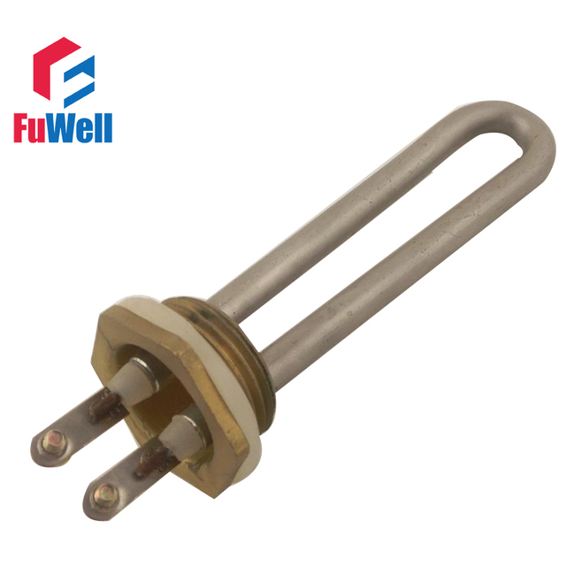 DN25 32MM 1inch Flange Electric Heating Element for Boiler Heater ...