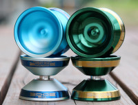 YYF EDGE YOYO limited edition metal YOYO for professional yoyo player